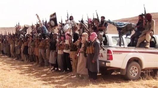 30000 Foreign Terrorist Militants Active in Syria-Iraq