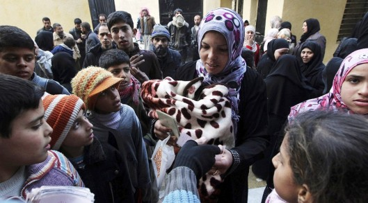 Aleppo-Residents