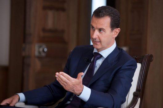 Bashar_al-Assad_interview_to_Australian_SBS_TV-1