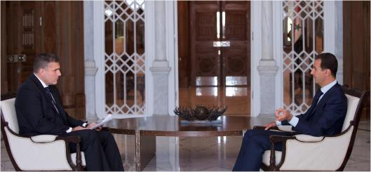 Bashar_al-Assad_interview_to_Australian_SBS_TV-9