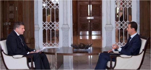 Bashar_al-Assad_interview_to_Australian_SBS_TV-9