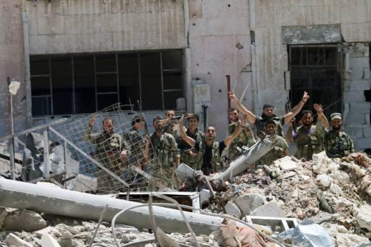 factories in Aleppo Leiramon
