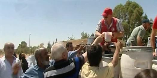 families-people-return-al-Batma-Triangle-Homs-fleeing-ISIS-5