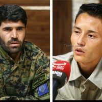 "Released Afghan fighters in Damascus expose BBC's propaganda: ""Iran is not forcing Afghans to fight for money in Syria"""