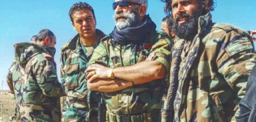 General Zahreddine and the 104th Brigade