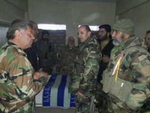 Major General Issaam Zahreddeen of the Syrian Republican Guard-1