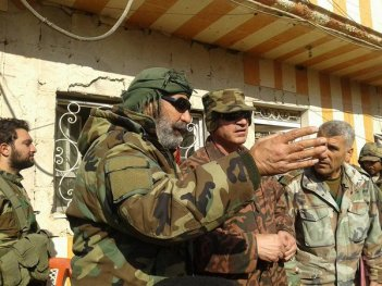 Major General Issaam Zahreddeen of the Syrian Republican Guard-11