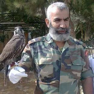Major General Issaam Zahreddeen of the Syrian Republican Guard-21
