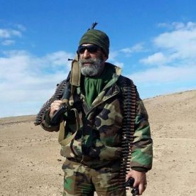 Major General Issaam Zahreddeen of the Syrian Republican Guard-33