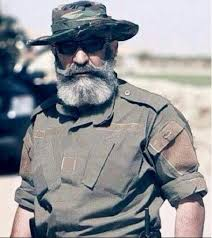 Major General Issaam Zahreddeen of the Syrian Republican Guard-34