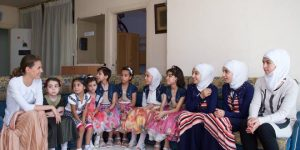 Mrs.-al-Assad-Dar-al-Rahma-Orphanage-8-660x330