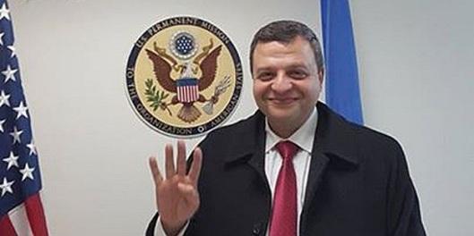 Muslim-Brotherhood Judge of U.S. Department