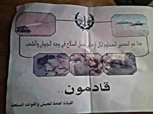 saa-leaflets-on-raqqa