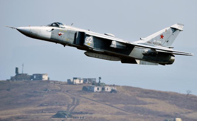 Sukhoi Su-24_Photo by Yuri Smityuk _TASS