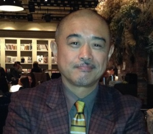 professor Tetsuya Sahara