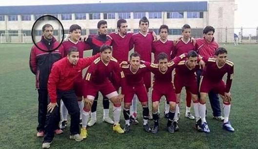 Daesh Beheads 4 Popular Footballers in Raqqa Accused of Spying
