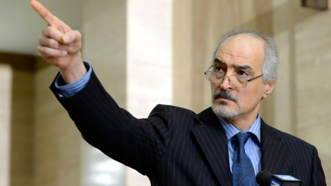 Image result for bashar al-jaafari