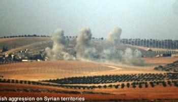 Twenty civilians killed, 50 injured in Turkish shelling of Jarabulus