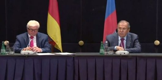 lavrov-and-his-German-counterpart