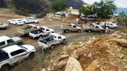 Saudi Arabia forcefully evacuating residents near Yemen border