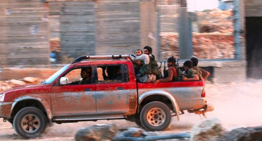 extremist-groups-redeploy-units-to-aleppo