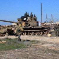 U.S.-backed terrorist gangs ready for attack on Syrian Army in Aleppo ~ Hezbollah and Syrian Army launch IED attack against Al Nusra in rural Damascus, killing all its members ~ Dozens of mercenary-terrorists also killed in north-Hama and south-Aleppo
