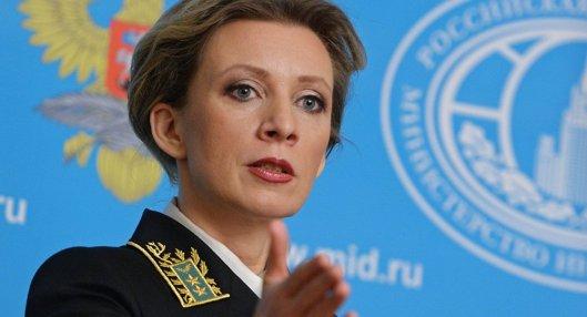マリア・zakharova  - ロシア - 外国宣教