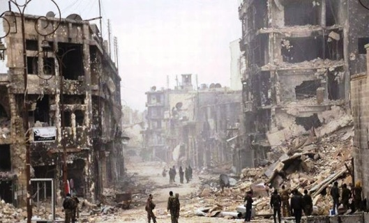 syria-destruction-by-western-zionist-plot