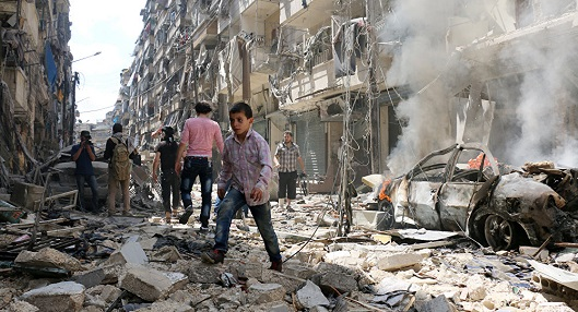 freed-aleppo-bombed-by-nato-terrorists-529
