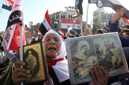 syria-christian-muslim-together
