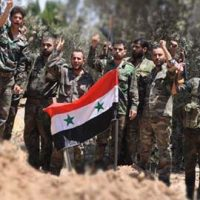 The Syrian Arab Army establishes control over Souran town in Hama