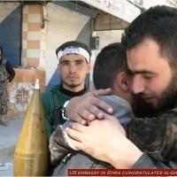 U.S. regime congratulates al-Nusra/Jaish al-Fatah 'reporter'