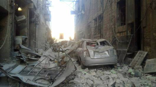 terrorist-attacks-missiles-in-aleppo-1