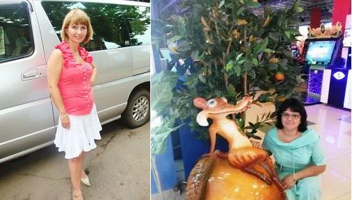 galina-mikhailova-and-nadezhda-durachenko