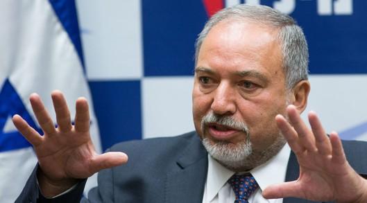 israel-defense-minister-avigdor-lieberman
