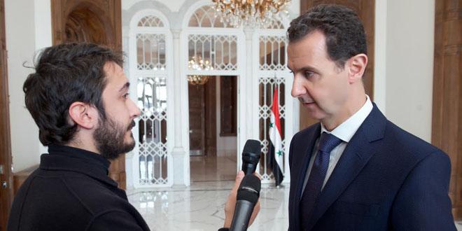 president-assad_il-giornale