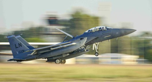 U.S. Air Force F-15E Strike Eagle