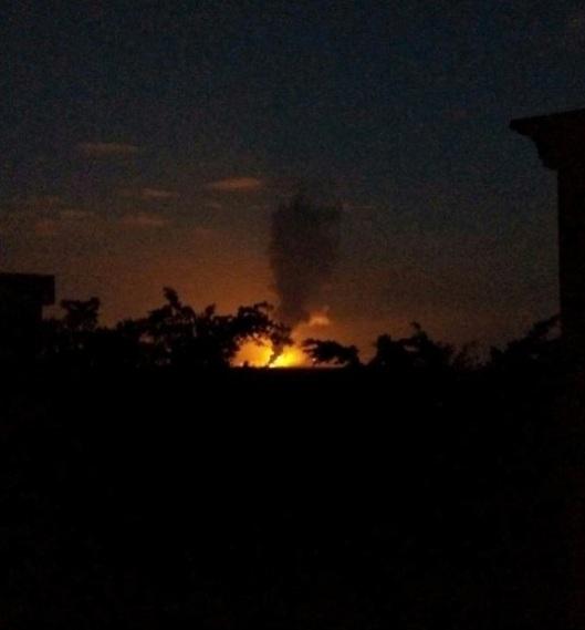 israel-explosion-hatzor-air-base-3