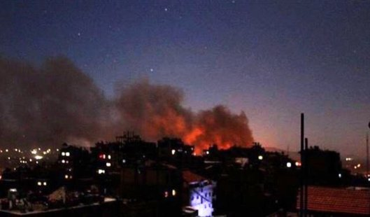 israel-explosion-hatzor-air-base-south