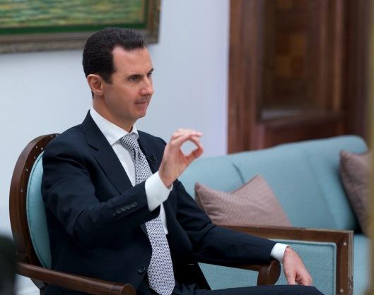 president-al-assad-interview-japan-tbs-channel-2