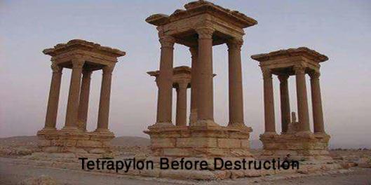 tetrapylon-palmyra-before-destruction