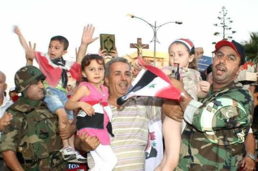Syrian People Army