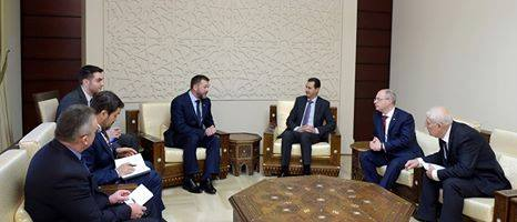 al-assad-and-russian-duma-council-by-dmitry-sablin