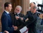 bashar-al-assad-with-belgian-delegation-4