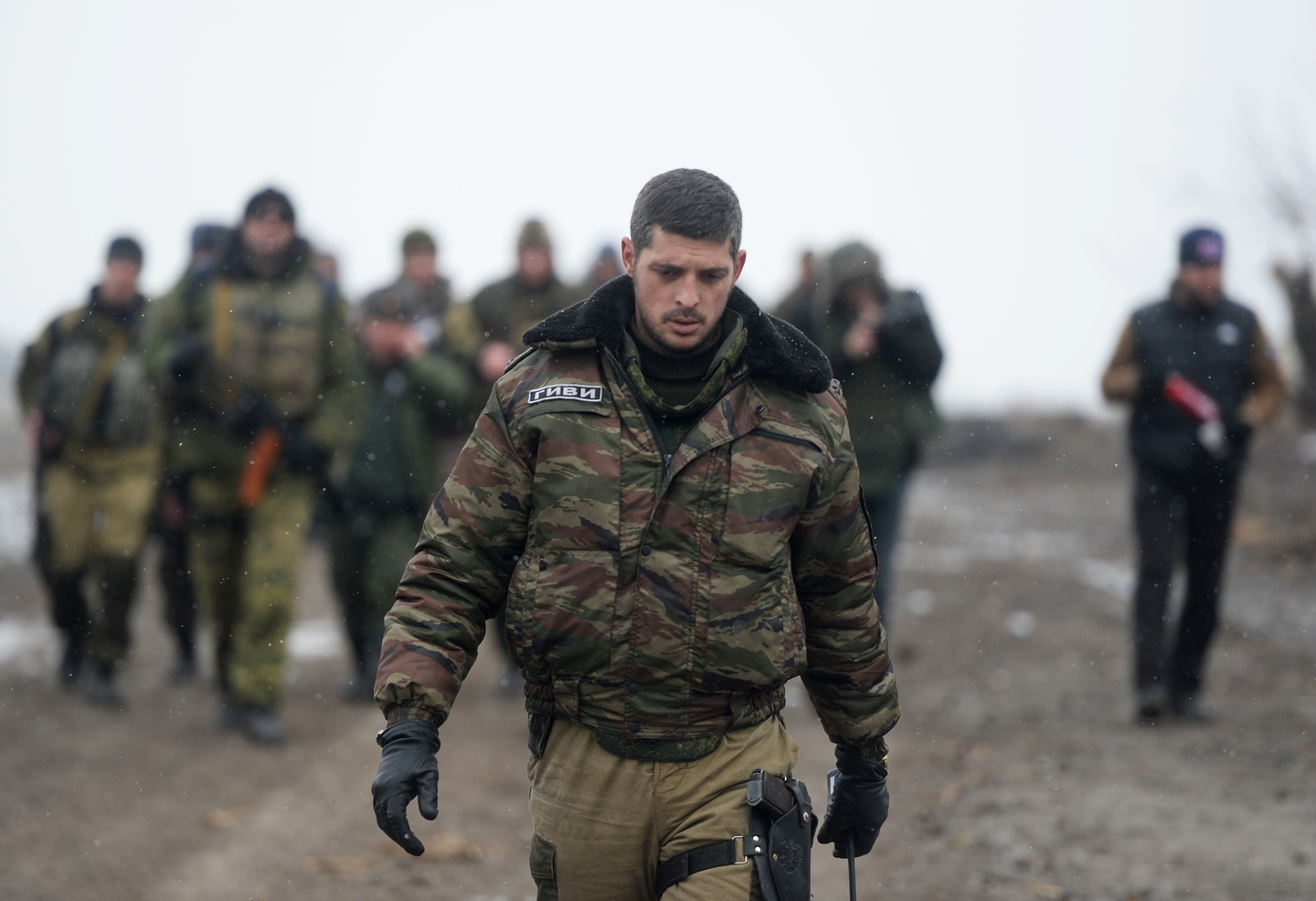 Donbass Investigators Prove Involvement Of Ukrainian Secret Services In Mander Givi's Murder