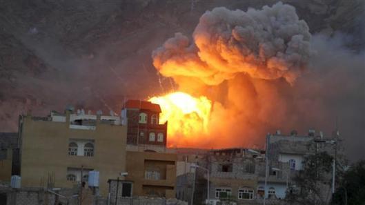 raid-aerien-saoudien-contre-la-ville-de-sanaa