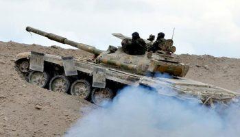 SAA REPORTS ~ Syrian Arab Army reaches Syrian-Iraqi borders northeast of al-Tanf, thwarts Daesh attack in Deir Ezzor