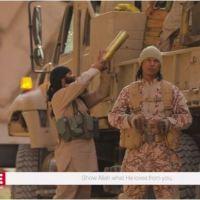 Daesh shows off advanced anti-aircraft weaponry in English-spoken propaganda video