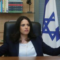"""Israel's justice minister: """"If Putin wants to survive, he needs to keep his military forces out of Syria"""""""