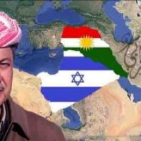 Barzani middleman for Zionists
